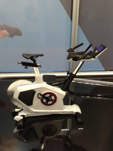 Nuova bike spinning kettler