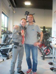 Vincenzo Picardi da Tutto per il Fitness a Corciano!