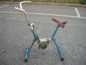 La cyclette da camera