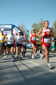 Maratona di Venezia 2011